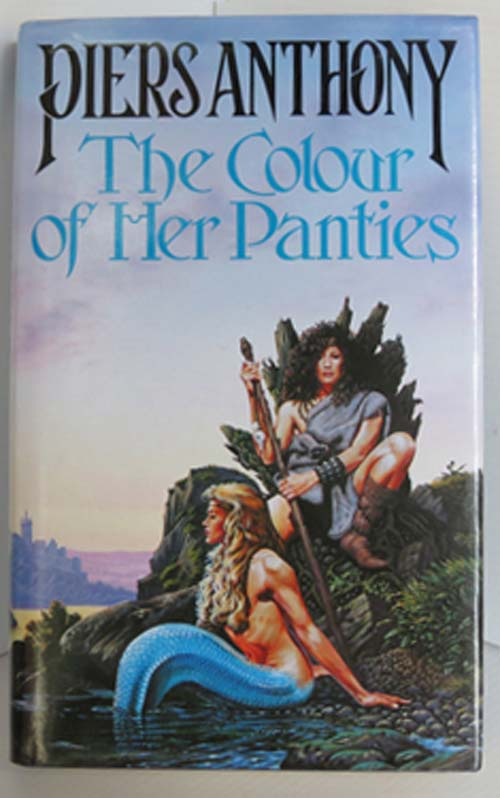 Image for The Colour of Her Panties