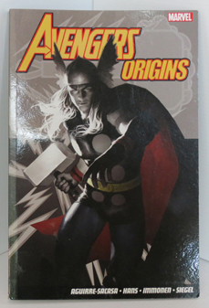Image for Avengers Origins