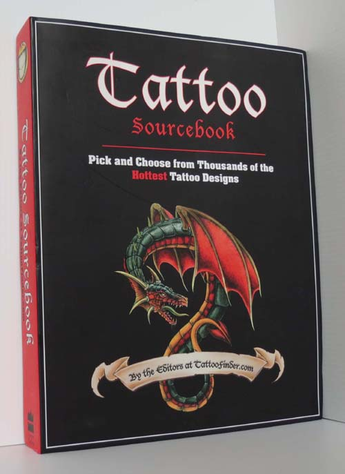 Image for Tattoo Sourcebook: Pick And Choose From Thousands Of The Hottest Tattoo Designs