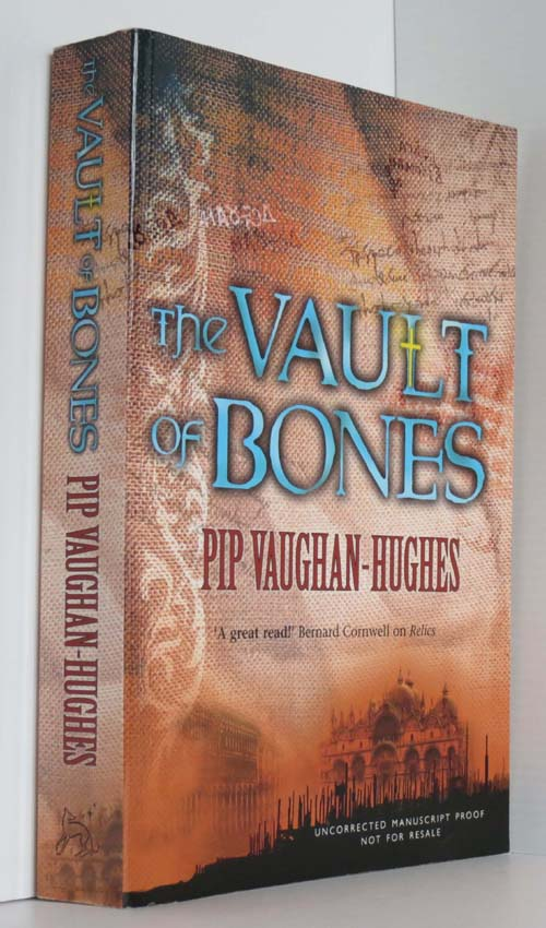 Image for The Vault Of Bones Proof Copy