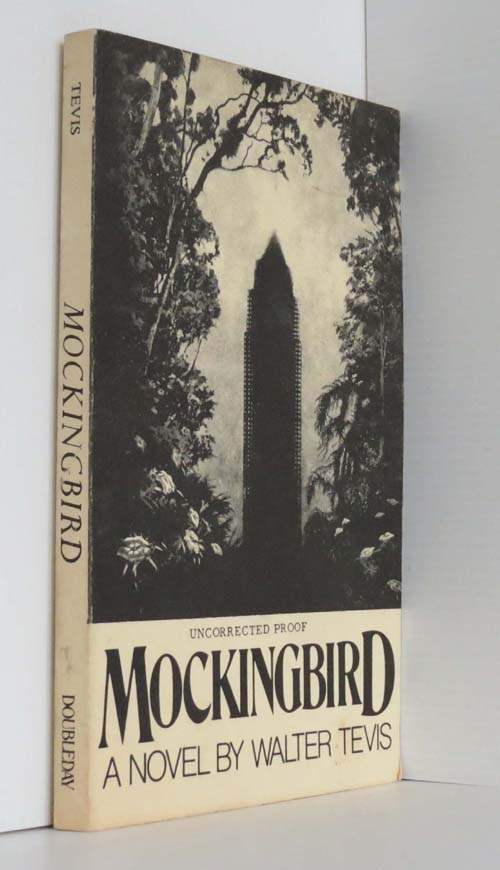 Image for Mockingbird (Uncorrected Proof)