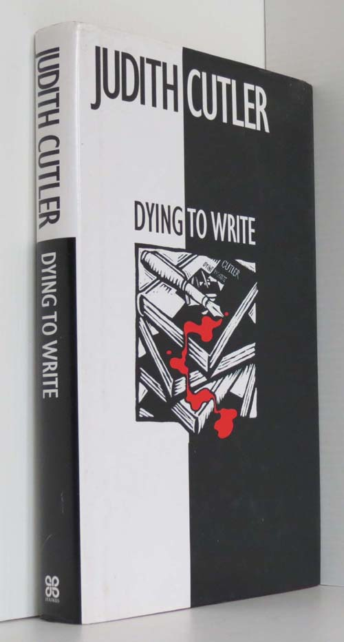 Image for Dying To Write (Signed)
