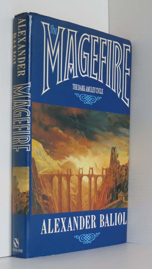 Image for The Magefire: First Book Of The Amulets Of Darkness Cycle Uncorrected Proof