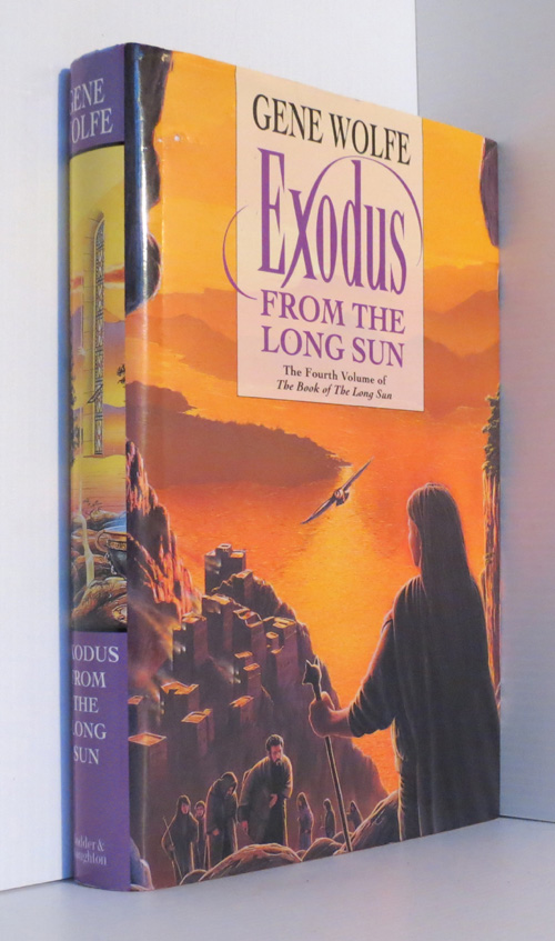Image for Exodus From The Long Sun