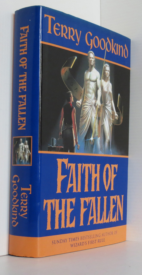 Image for Faith Of The Fallen