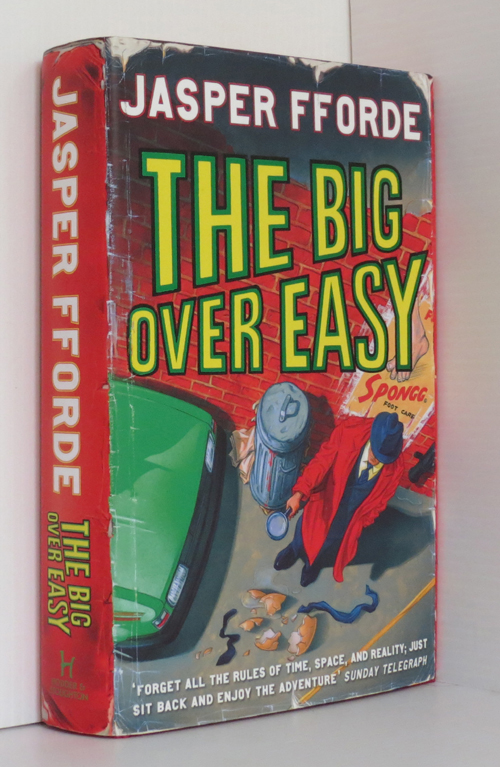 Image for The Big Over Easy