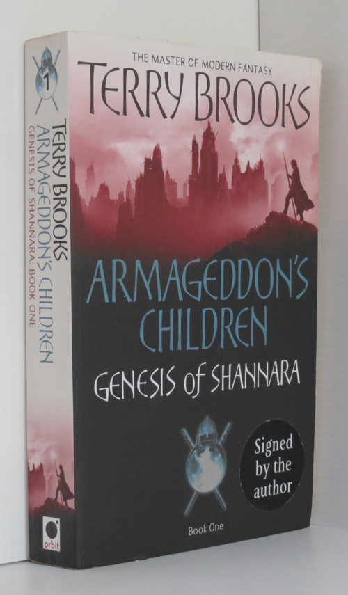 Image for Armageddon's Children (Signed)