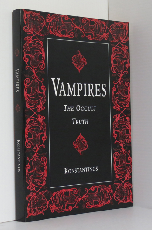 Image for Vampires The Occult Truth