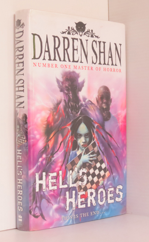Image for Hell's Heroes