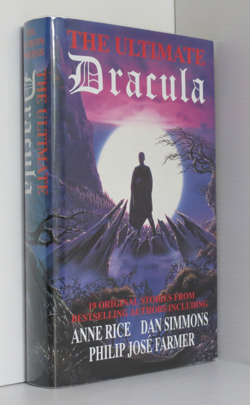 Image for The Ultimate Dracula : New Stories by Some of the World's Leading Authors