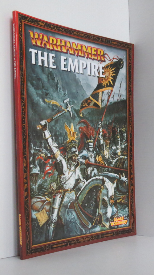 Image for The Empire Warhammer Armies Supplement