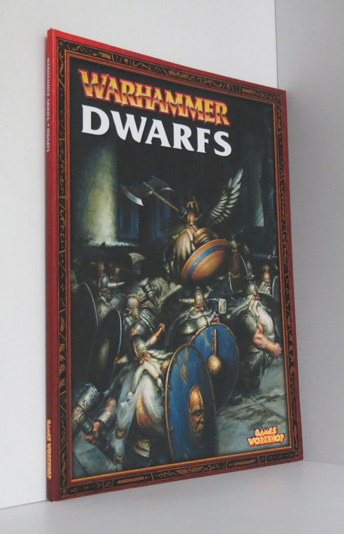 Image for Dwarfs Warhammer Armies Supplement