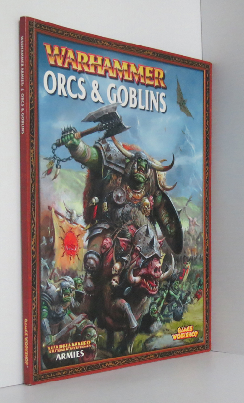 Image for Orcs And Goblins Warhammer Armies Supplement