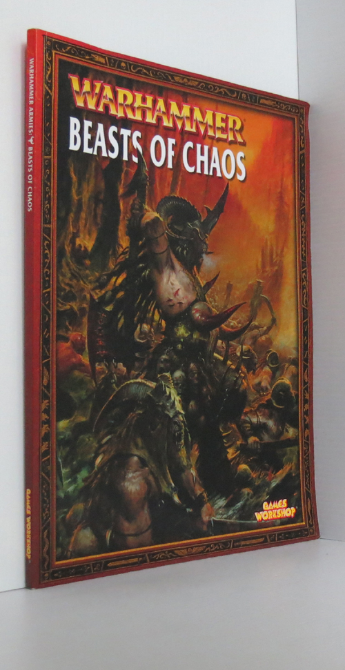 Image for Beasts Of Chaos Warhammer Armies Supplement