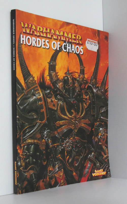 Image for Hoards Of Chaos Warhammer Armies Supplement