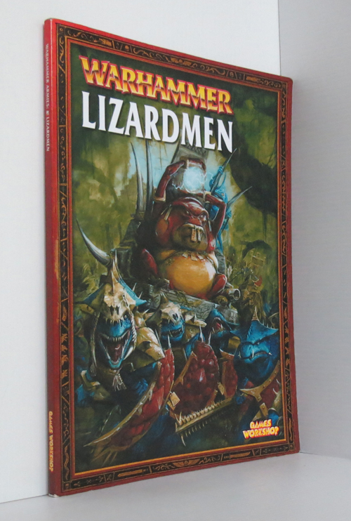 Image for Lizardmen Warhammer Armies Supplement