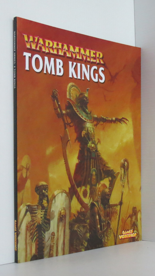 Image for Tomb Kings Warhammer Armies Supplement