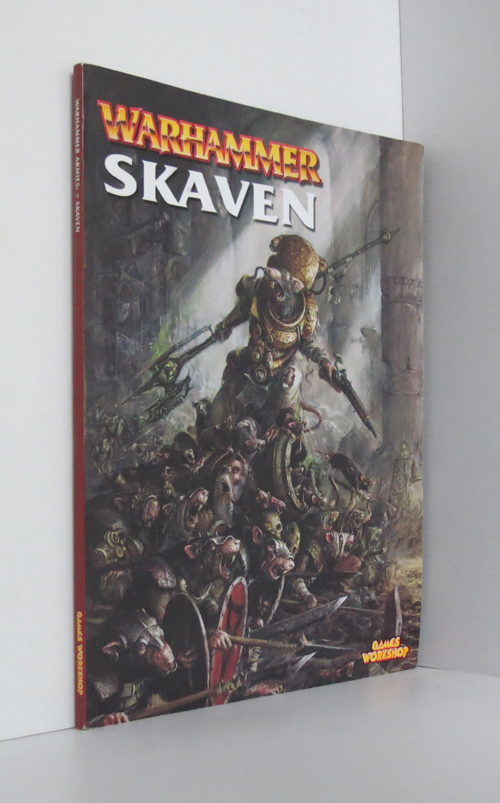 Image for Skaven Warhammer Armies Supplement