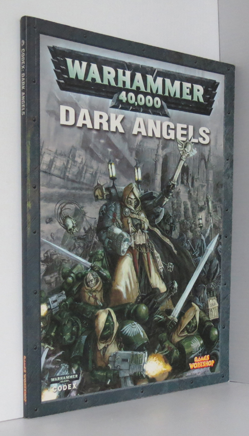 Image for Dark Angels Codex Warhammer 40,000 40K