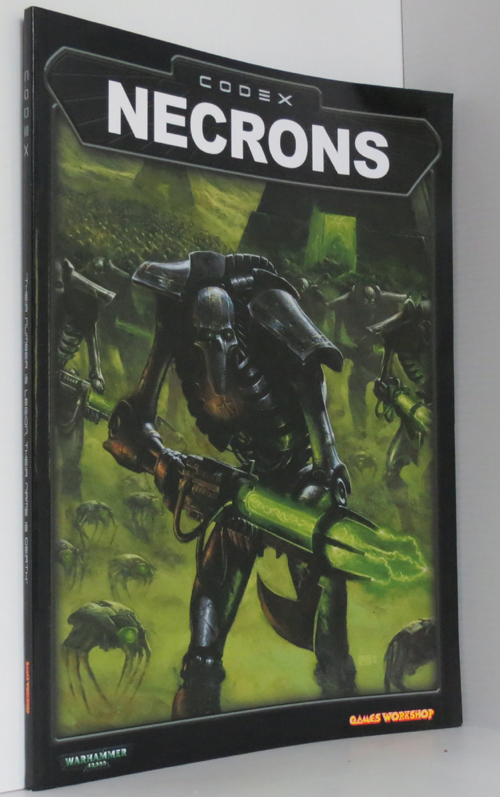 Image for Necrons Codex Warhammer 40,000 40K