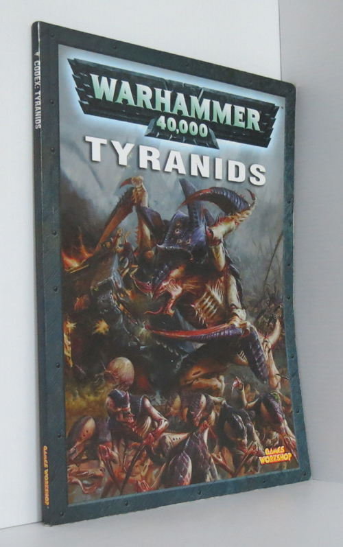 Image for Tyranids Codex Warhammer 40,000 40K