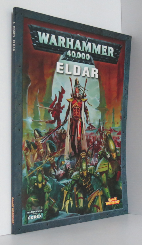 Image for Eldar Codex Warhammer 40,000 40K