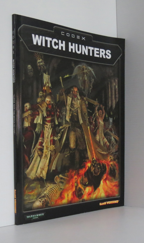 Image for Witch Hunters Codex Warhammer 40,000 40K