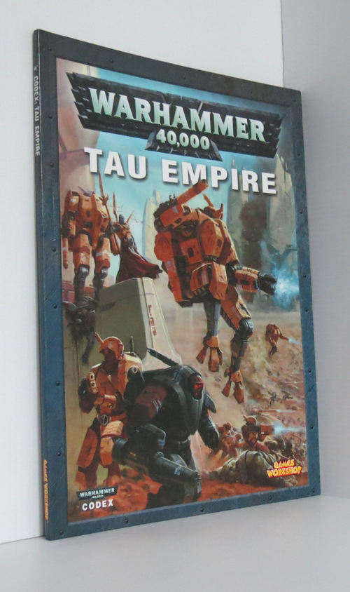 Image for Tau Empire Codex Warhammer 40,000 40K