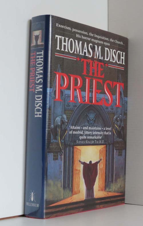 Image for The Priest : A Gothic Romance