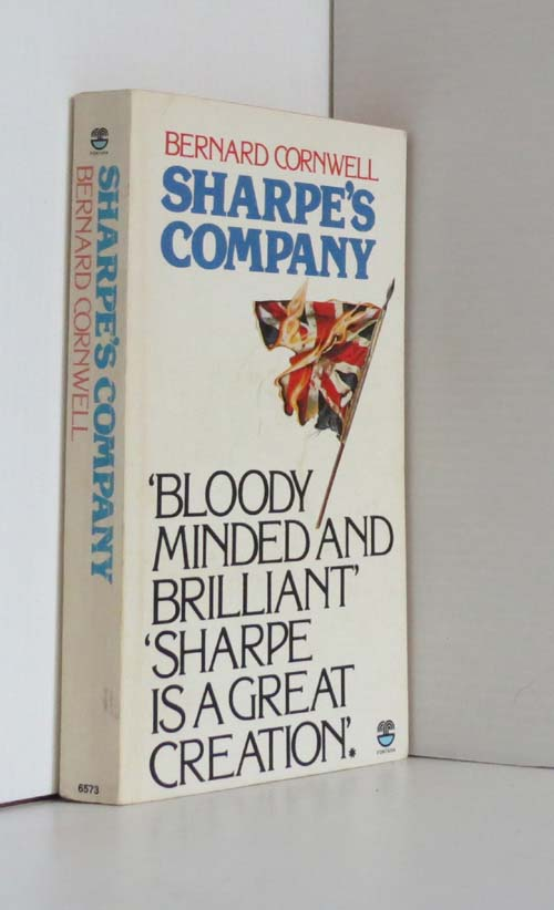 Image for Sharpe's Company.: Richard Sharpe and the Siege of Badajoz, January to April 1812.