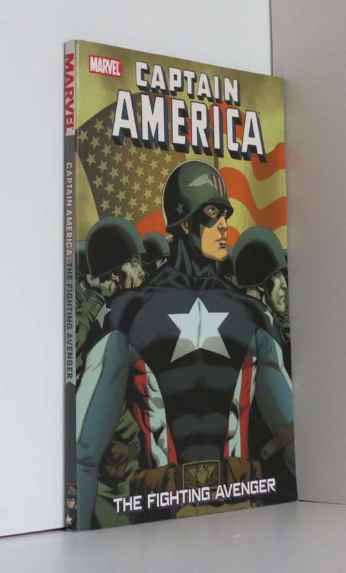 Image for Captain America: Fighting Avenger Volume 1 (Captain America (Unnumbered Paperback))