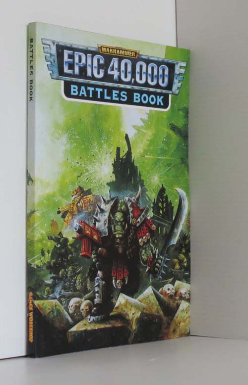 Image for Epic Warhammer 40, 000: Battles Book