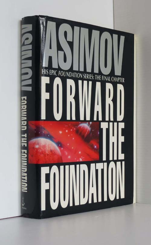 Image for Forward The Foundation (Scarce Proof ARC)