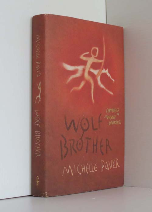 Image for Wolf Brother: Chronicles of Ancient Darkness Book 1