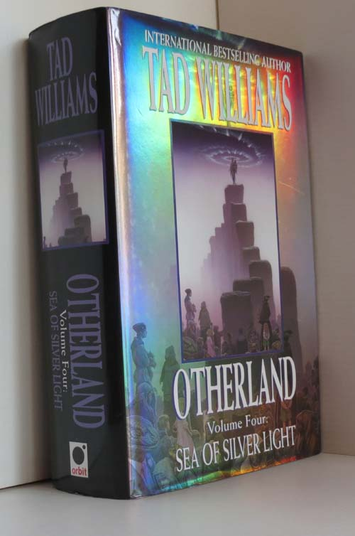 Image for Otherland 4: Sea Of Silver Light (Signed 1st 1st)