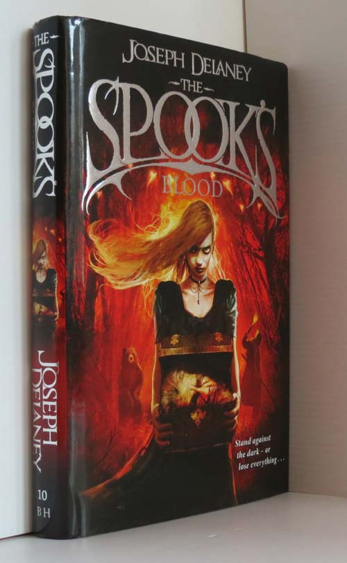 Image for The Spook's Blood  (Book 10 Wardstone Chronicles)