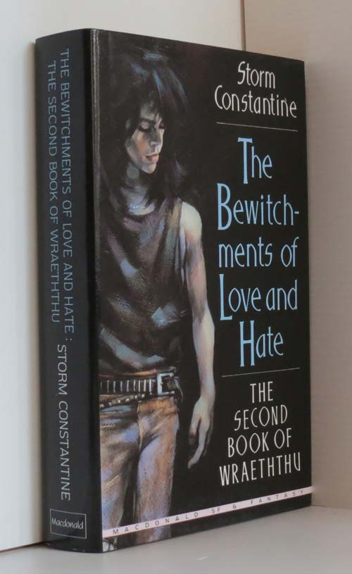 Image for Bewitchments of Love and Hate (Wraeththu Book 2)
