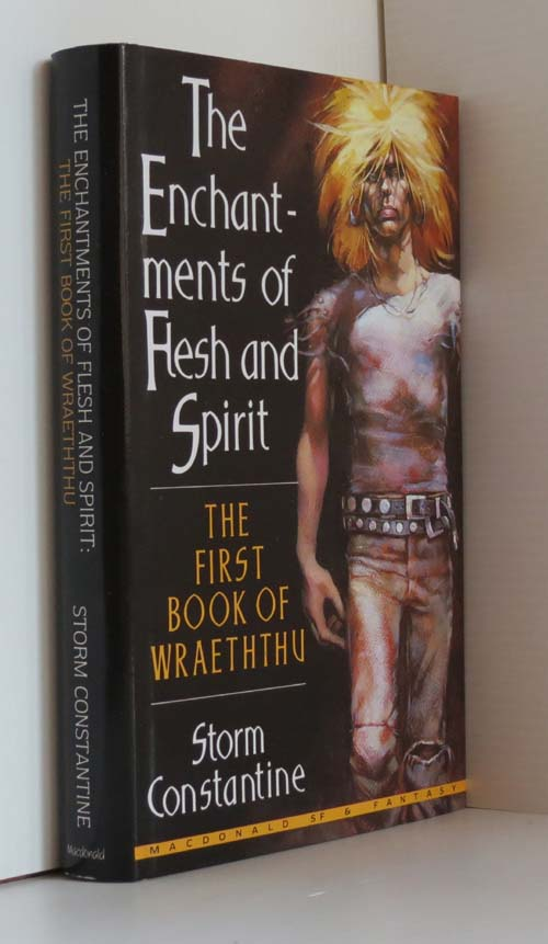 Image for The Enchantments of Flesh and Spirit (Wraeththu Book1)