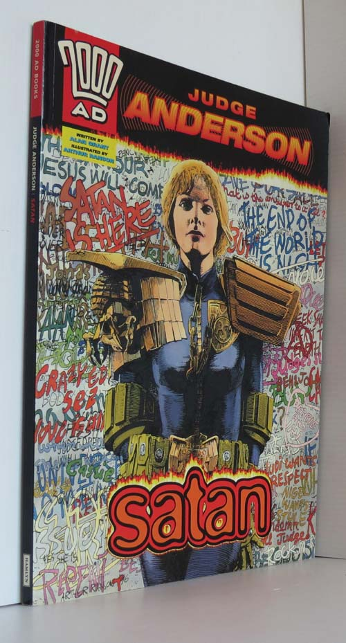 Image for Judge Anderson: Satan (2000 AD)