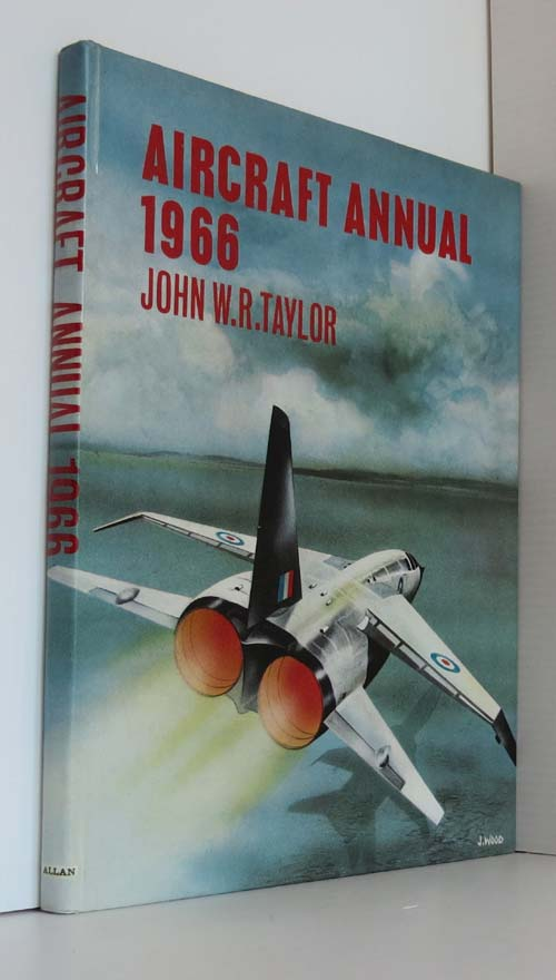 Image for AIRCRAFT ANNUAL 1966