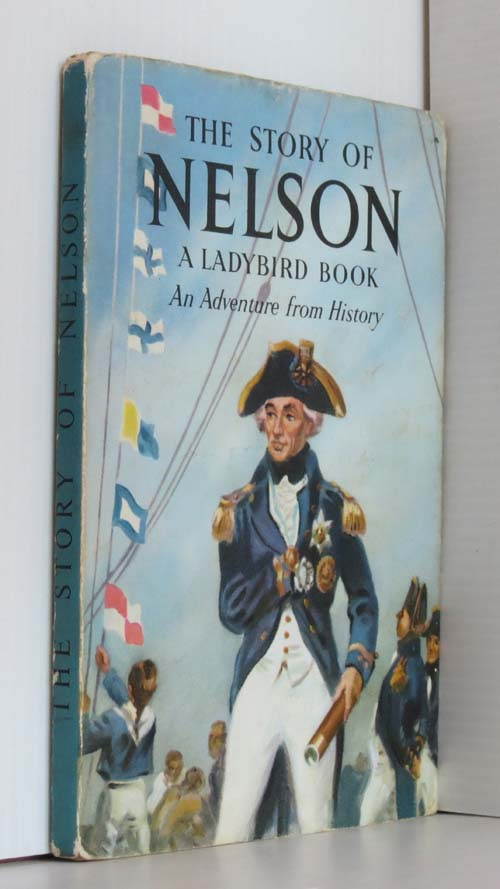 Image for The Story Of Nelson (Ladybird 561 Series) 1st ed DJ