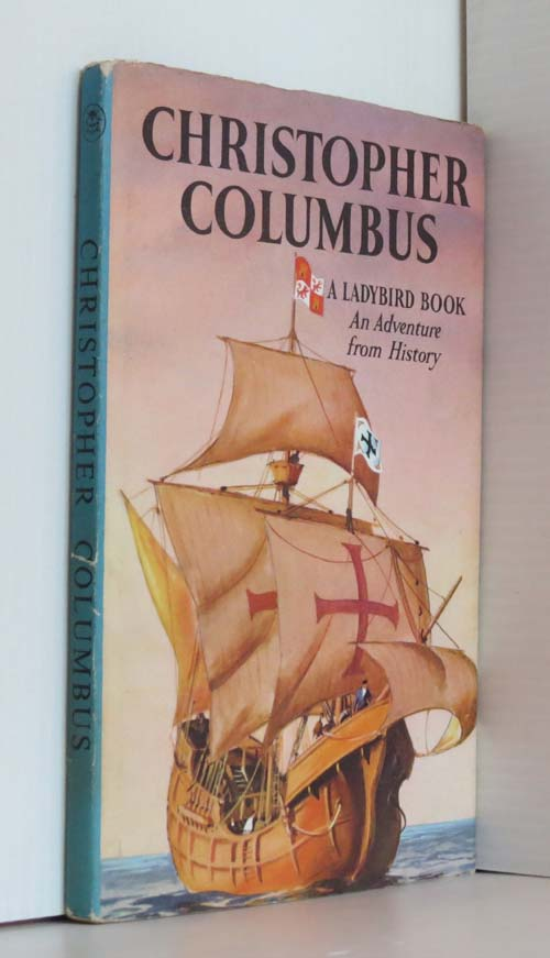 Image for Christopher Columbus  (Ladybird 561 Series) 1st ed DJ