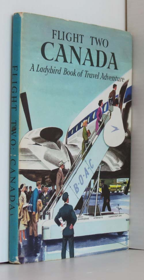 Image for Flight Two Canada  (Ladybird 587 Series) 1st ed DJ