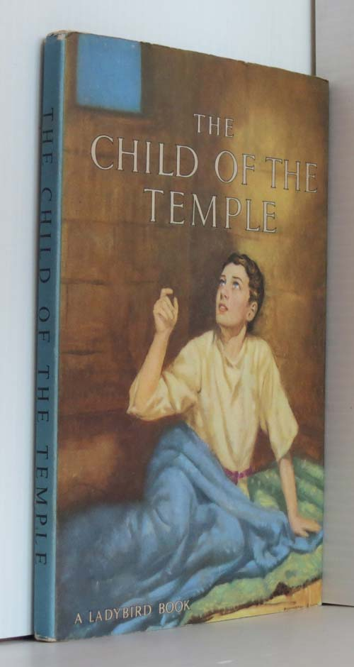 Image for The Child of the Temple (Ladybird 522 Series) with DJ