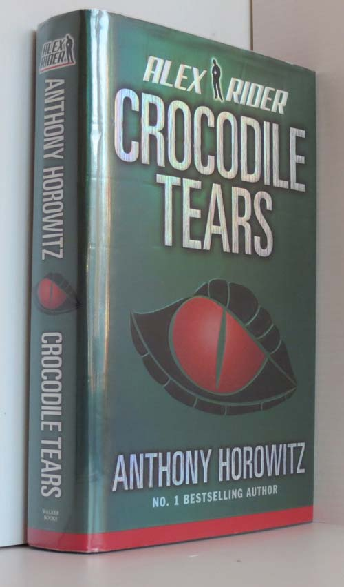 Image for Crocodile Tears - Alex Rider