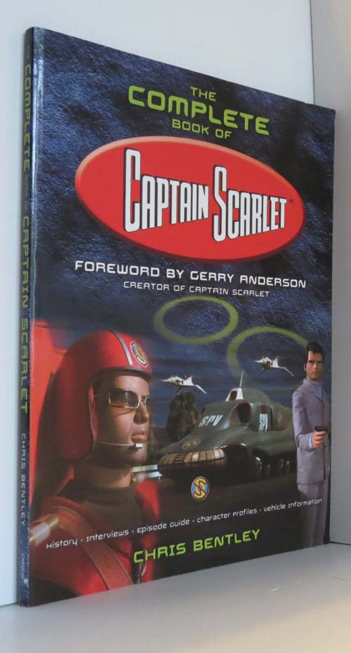 Image for The Complete Book of Captain Scarlet