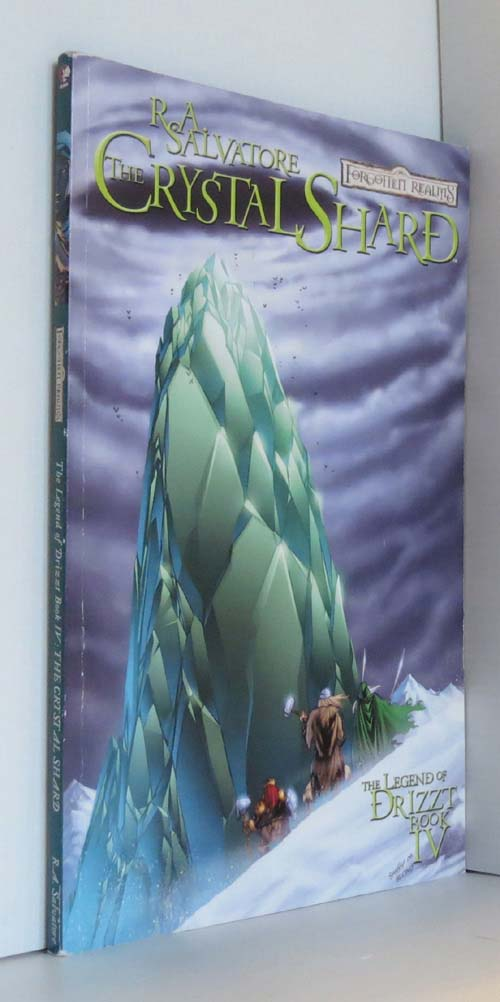 Image for Forgotten Realms - The Legend Of Drizzt Volume 4: The Crystal Shard (Forgotten Realms Graphic Novels) (V. 4)