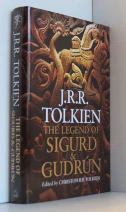 Image for Legend Of Sigurd & Gudrun
