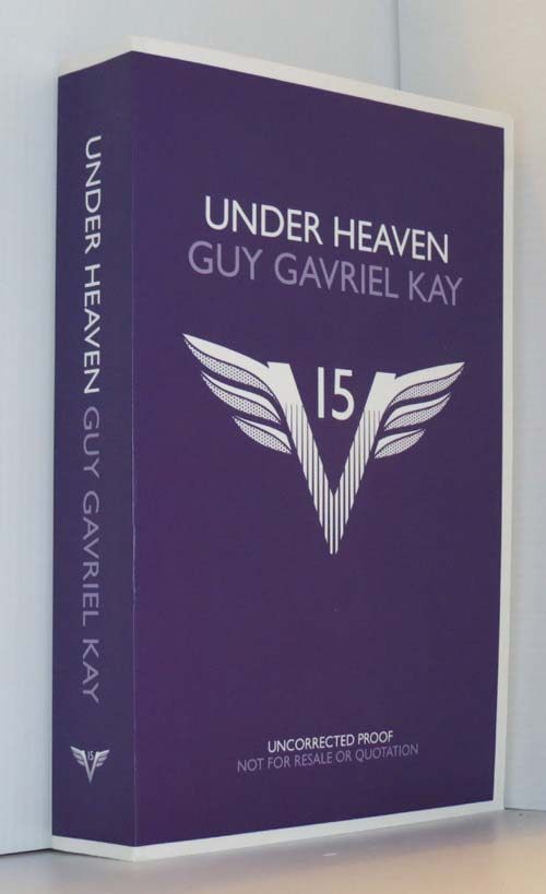 Image for Under Heaven (Uncorrected Proof)