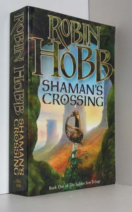 Image for Shaman's Crossing (Book One Of The Soldier Son Trilogy)